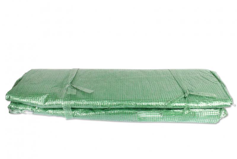 GARDENLINE Fólie pro zahradní fóliovník 4x2,5m 9m2 zelený 5651