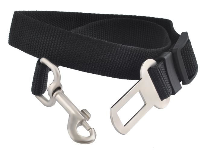 Bezpečnostní pás do auta vodítko pro psa nebo kota