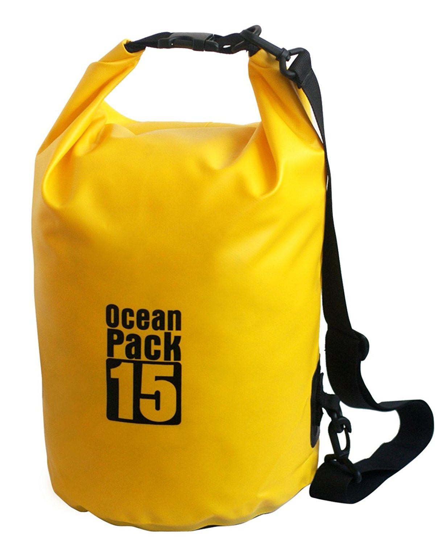Lodní pytel ocean vodácké pytle vak batoh 15 l