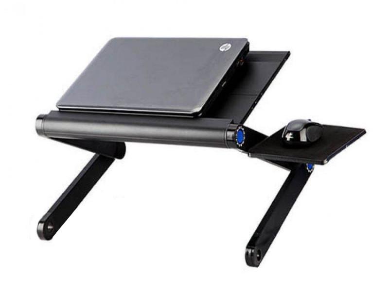 Stolek s ventilátorem pod laptop notebook chladící podložka