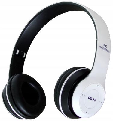Bezdrátová sluchátka bluetooth P47