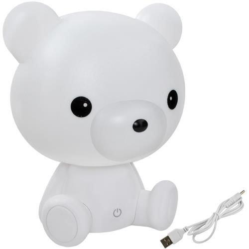 Noční lampička pro děti LED Medvídek