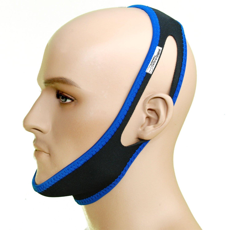 Pás na bradu maska proti chrápání z-band snore