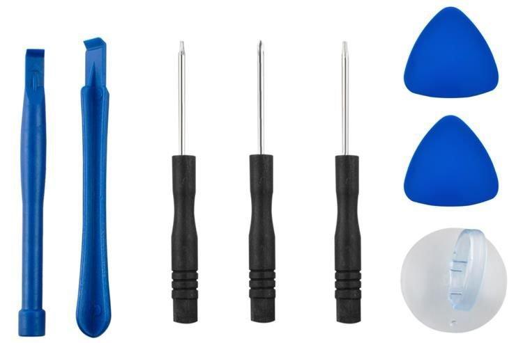 Sada nástrojů pro opravy mobilních telefonů 8v1