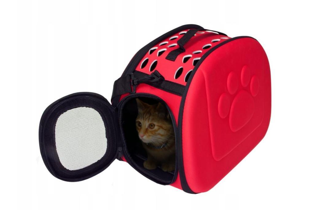 Přepravní taška pro kočky králíky psy