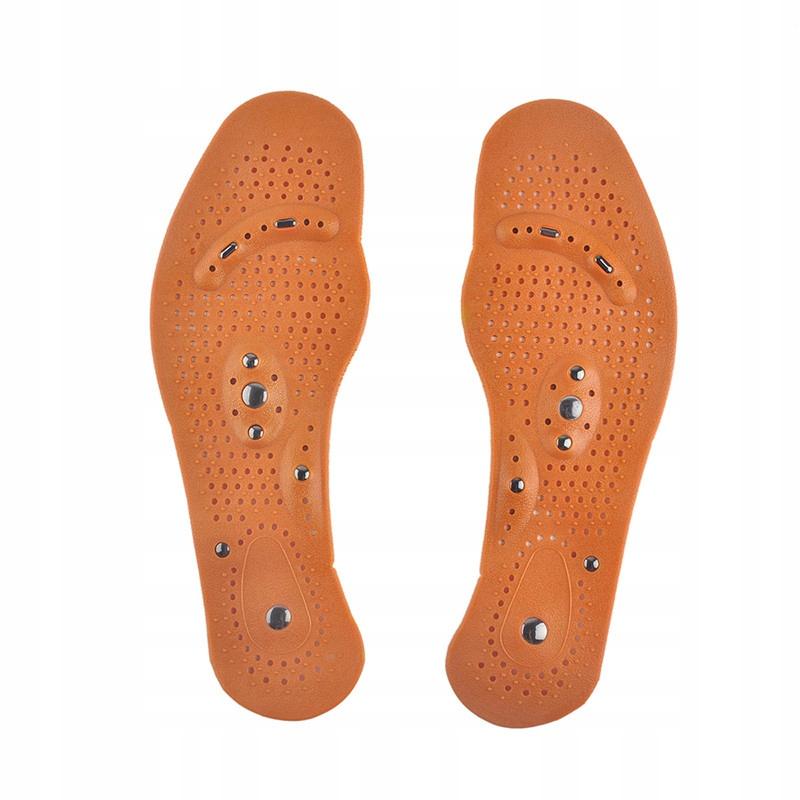 Akupresurní vložky do bot s magnety