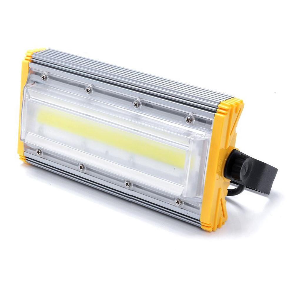 Halogenový reflektor světlo COB LED 50W 5000lm 0144