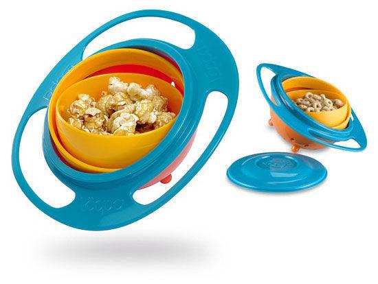 Gyro bowl universal kouzelná miska pro děti