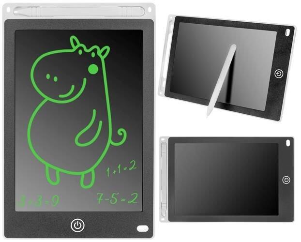 Digitální LCD tabulka 8.5 palce pro kreslení a psaní modrá