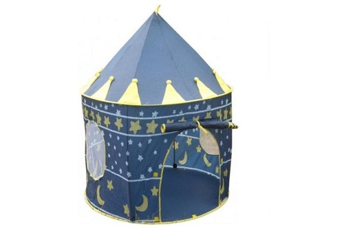 Dětský stan iglú děti zahradní domek stanek palác modry