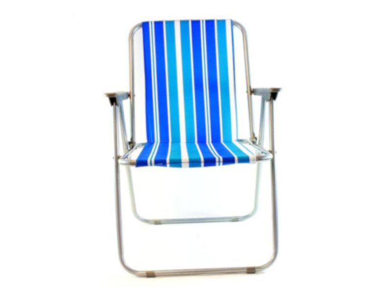 Skládací zahradní křeslo plážové křesílko židle