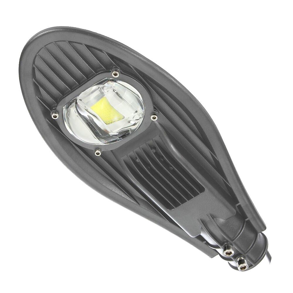 Pouliční osvětlení lampa halogen svítidlo 50W