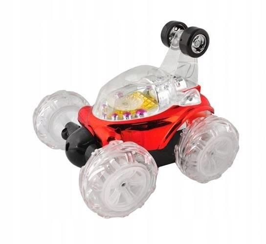 Crazy Twister RC akrobatické auto rotace 360 světla