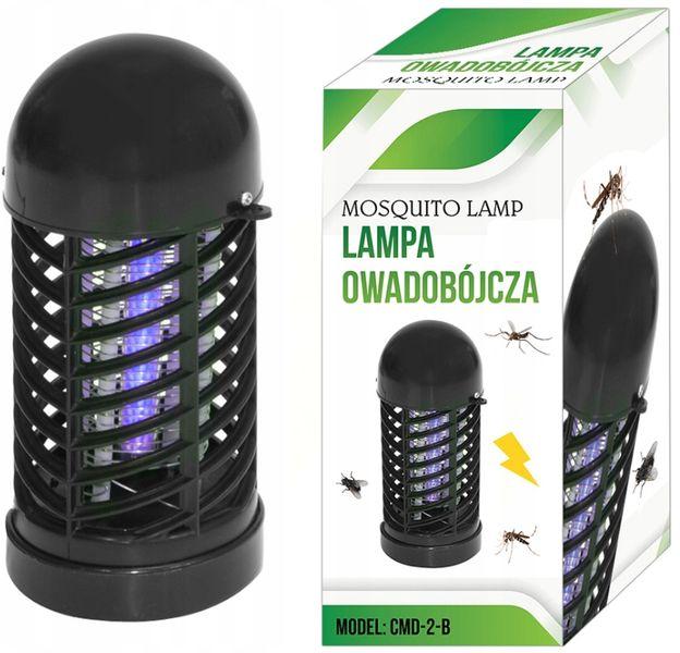 Lampa uv proti hmyzu lapač mouchy komářy hubič