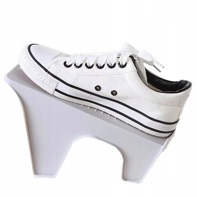 Elegantní organizér na boty plastový