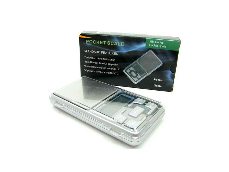 Elektronická kapesní váha 0.1g-500g