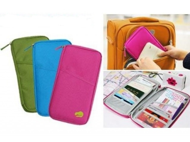 Multifunkční cestovní organizér taška