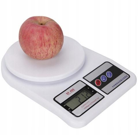 Digitální kuchyňská váha moderní do 10 kg