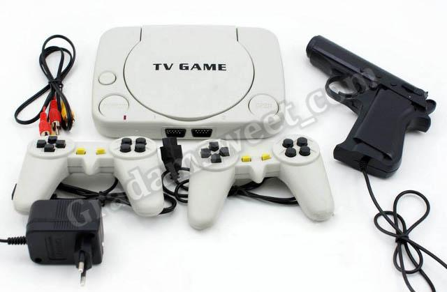 Videohra herní konzole pegazus s hrami hra tv