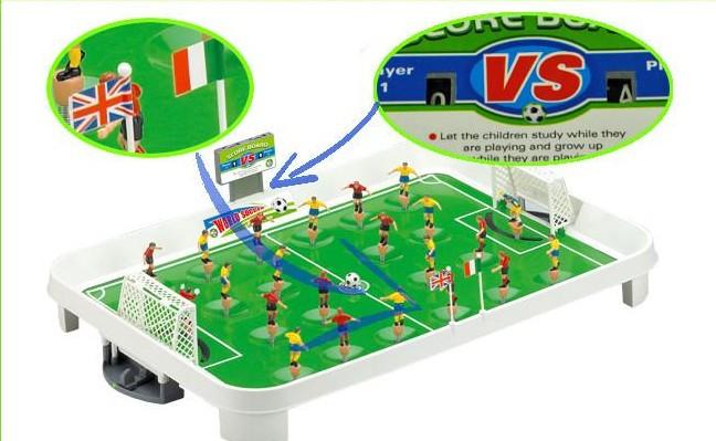 Mini stolní fotbal do každého počasí
