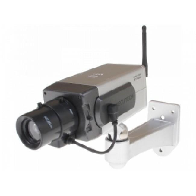 Kamera atrapa maketa blikající dioda