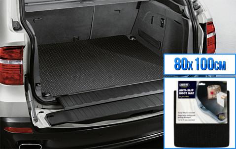 Protiskluzová podložka do kufru auta 100 x 80cm