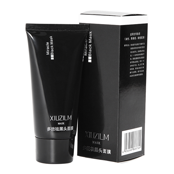 ČERNÁ MASKA BLACK MASK LARGE TUBE 60ml XIUZILM